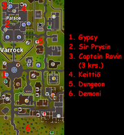 Demon slayer map