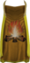 Firemaking cape (t) detail