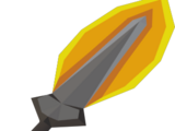 Flaming sword enchantment