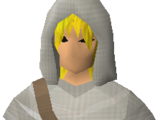 Hooded client
