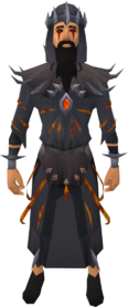 Lucky subjugation set equipped