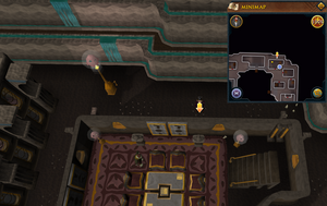 Scan clue Dorgesh-Kaan upper level north of Ur-tag's house