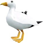 Seagull (Summer Beach Party)