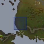 Sinkholes (Rellekka) location