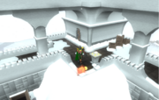 The Temple at Senntisten Pushing the heat globe