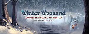 Winter Weekends banner 4