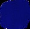 Blue dragon leather detail