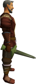Elder rune longsword equipped