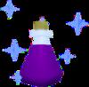 Enhanced luck potion detail