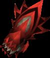 Garras dragônicas detalhe