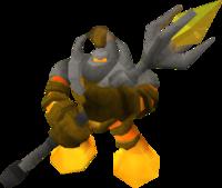Lesser reborn mage