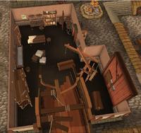 Luxurious shipwright