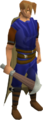 Pickaxe (class 2) equipped.png