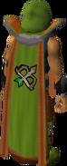 Retro ranging cape (t) equipped
