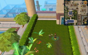 Scan clue Menaphos Imperial district north-east of VIP skilling area