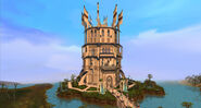 Torre dos Magos em HTML5