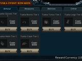 Tuska Comes/Rewards