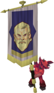 Banner carrier (human)