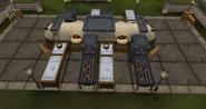 Barbecue tier 4
