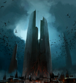 Castle Drakan front concept art.png