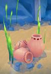 Cracked pots (Aquarium) built