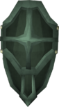 Escudo de adamantio detalhe