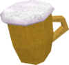 Greenman's ale detail