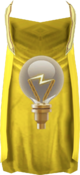 Invention cape detail