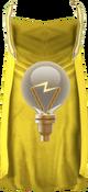 Invention cape detail