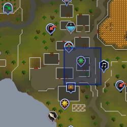 Ned mapa