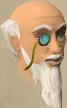 Sir Tiffy Cashien cabeça