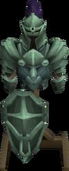 Skill hall adamant armour