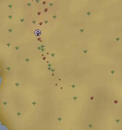 Uzer Hunter Area