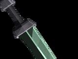 Adamant ceremonial sword V