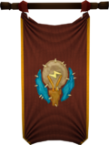 Invention Guild flag