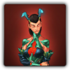 Kalphite Emissary outfit icon (female)