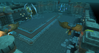 Kree'arra boss room