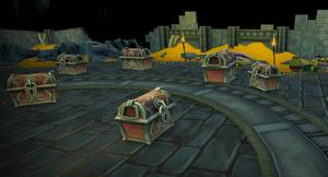Premier Club Vault