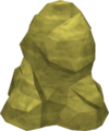 Ring of stone (yellow stone)