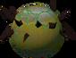 Spiked & poisoned egg detail