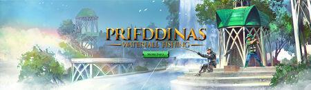 Waterfall Fishing head banner