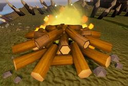 Bonfire (Winter event, 60)
