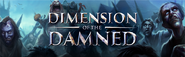Dimension of the Damned lobby banner