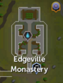 Edgeville Monastery map.png