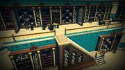 Grand Library of Menaphos wall