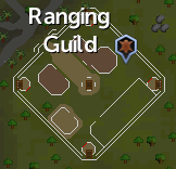 Ranging Guild map