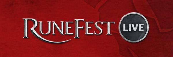Runefest live header