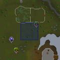 Sinkholes (Seers' Village) location.png