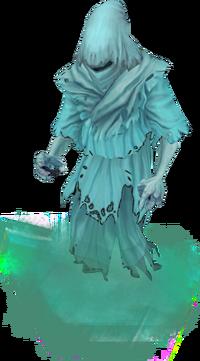 Weak ghost