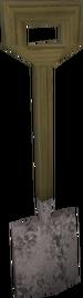 Animated Spade